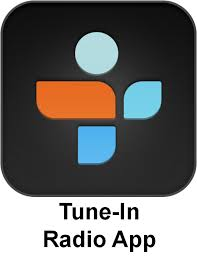 get the TuneIn radio app!